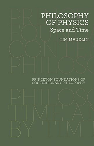 9780691143095: Philosophy of Physics: Space and Time (Princeton Foundations of Contemporary Philosophy)
