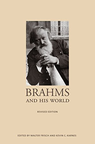 9780691143439: Brahms and His World (The Bard Music Festival)
