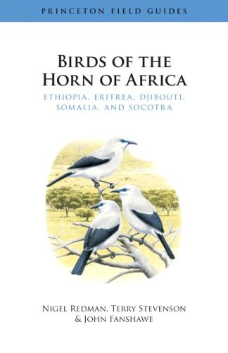 9780691143453: Birds of the Horn of Africa: Ethiopia, Eritrea, Djibouti, Somalia, and Socotra (Princeton Field Guides)