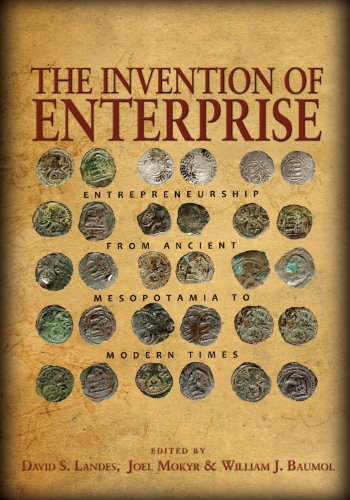 9780691143705: The Invention of Enterprise: Entrepreneurship from Ancient Mesopotamia to Modern Times (The Kauffman Foundation Series on Innovation and Entrepreneurship)