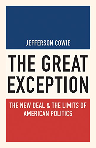 9780691143804: The Great Exception: The New Deal and the Limits of American Politics (Politics and Society in Modern America)