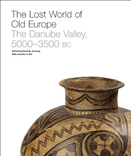 9780691143880: The Lost World of Old Europe: The Danube Valley, 5000-3500 BC