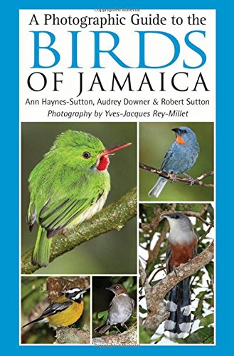 9780691143910: A Photographic Guide to the Birds of Jamaica