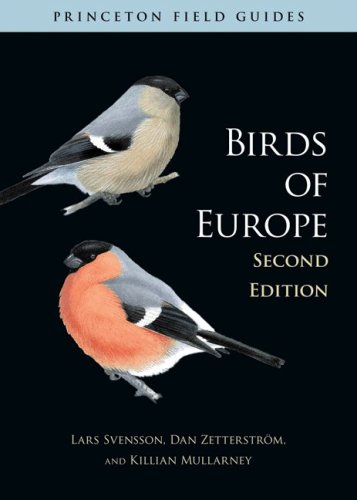 9780691143927: Birds of Europe (Princeton Field Guides)
