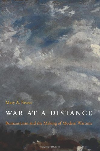 9780691144078: War at a Distance: Romanticism and the Making of Modern Wartime