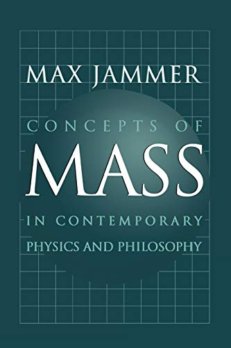 9780691144320: Concepts of Mass in Contemporary Physics and Philosophy