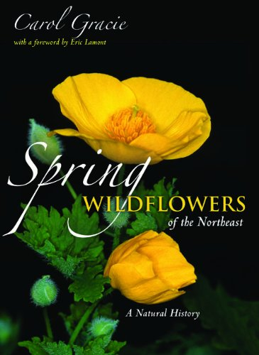 Spring Wildflowers of the Northeast (Hardcover): Carol Gracie