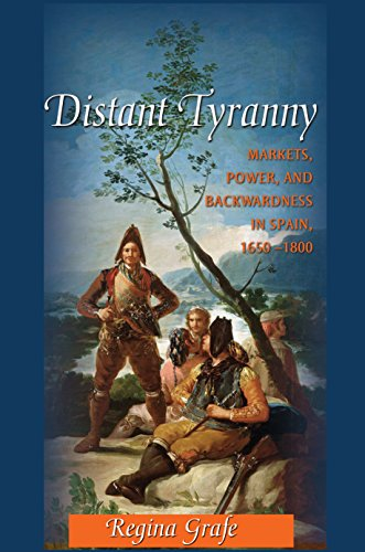 9780691144849: Distant Tyranny: Markets, Power, and Backwardness in Spain, 1650-1800 (The Princeton Economic History of the Western World)