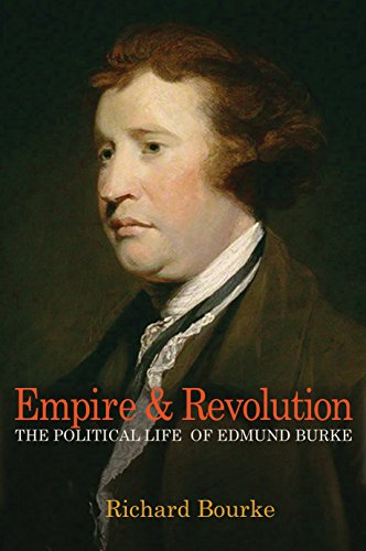 9780691145112: Empire and Revolution: The Political Life of Edmund Burke