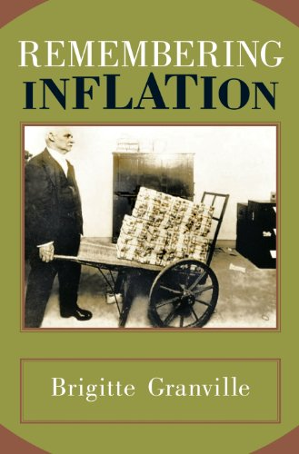 9780691145402: Remembering Inflation