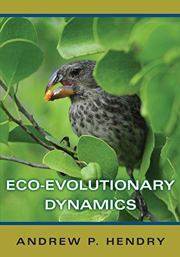 9780691145433: Eco-evolutionary Dynamics