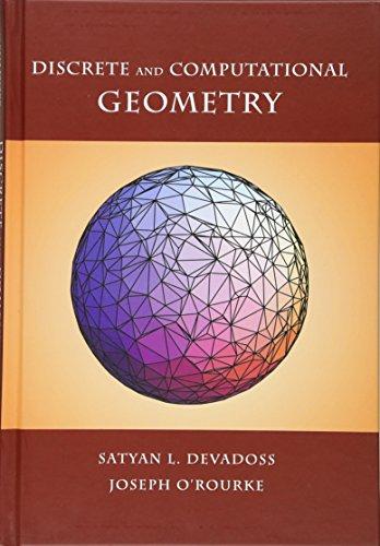 9780691145532: Discrete and Computational Geometry