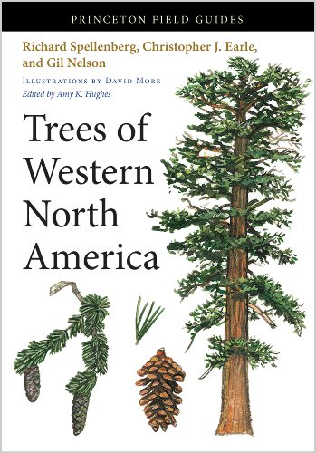 9780691145808: Trees of Western North America (Princeton Field Guides)