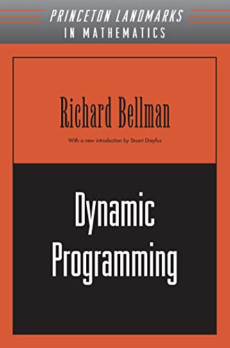 9780691146683: Dynamic Programming (Princeton Landmarks in Mathematics and Physics)
