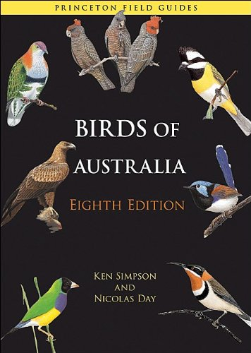 9780691146928: Birds of Australia (Princeton Field Guides)