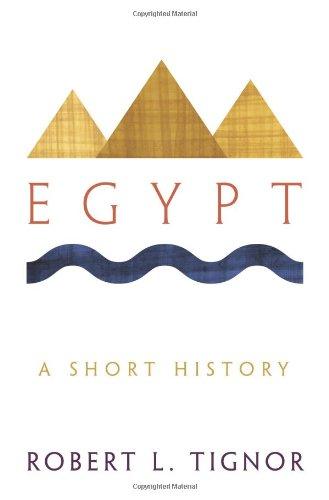 9780691147635: Egypt: A Short History