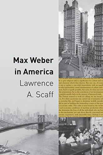 9780691147796: Max Weber in America