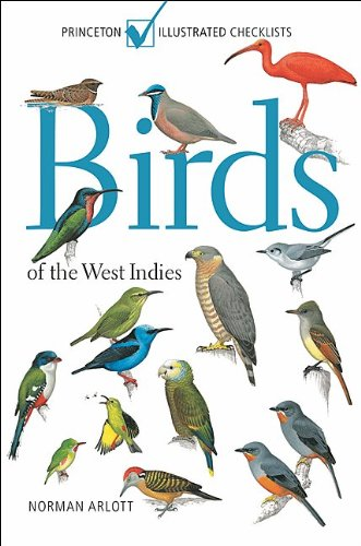9780691147802: Birds of the West Indies (Princeton Illustrated Checklists)