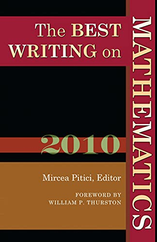 9780691148410: The Best Writing on Mathematics: 2010