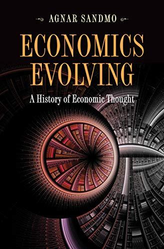 9780691148427: Economics Evolving: A History of Economic Thought