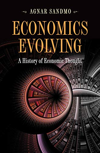 9780691148427: Economics Evolving: A History of Economic Thought