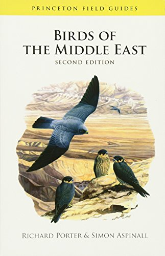 9780691148441: Birds of the Middle East (Princeton Field Guides)