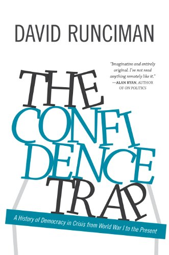 9780691148687: The Confidence Trap: A History of Democracy in Crisis from World War I to the Present