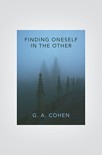 9780691148809: Finding Oneself in the Other