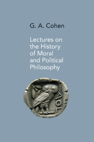 9780691149004: Lectures on the History of Moral and Political Philosophy