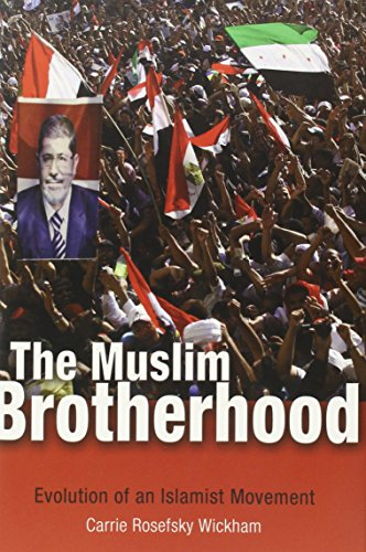 9780691149400: The Muslim Brotherhood: Evolution of an Islamist Movement