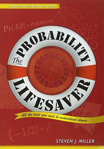 9780691149554: The Probability Lifesaver: All the Tools You Need to Understand Chance (Princeton Lifesaver Study Guides)