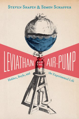 9780691150208: Leviathan And the Air-Pump - Hobbes, Boyle, and the Experimental Life