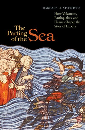 9780691150215: The Parting of the Sea: How Volcanoes, Earthquakes, and Plagues Shaped the Story of Exodus