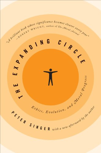 9780691150697: The Expanding Circle: Ethics, Evolution, and Moral Progress