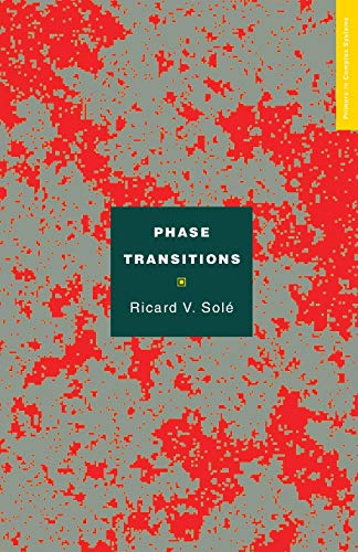9780691150758: Phase Transitions (Primers in Complex Systems)