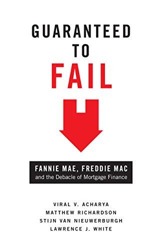 Guaranteed to Fail: Fannie Mae, Freddie Mac,: Acharya, Viral V.;