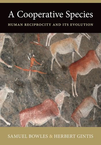 9780691151250: A Cooperative Species: Human Reciprocity and Its Evolution