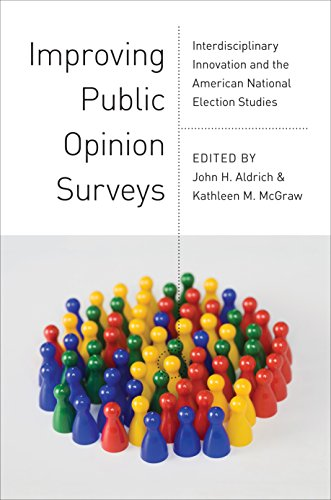 9780691151458: Improving Public Opinion Surveys - Interdisciplinary Innovation and the American National Elections Studies