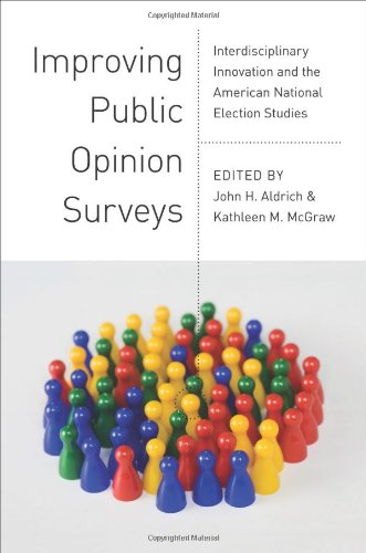 9780691151465: Improving Public Opinion Surveys - Interdisciplinary Innovation and the American National Elections Studies