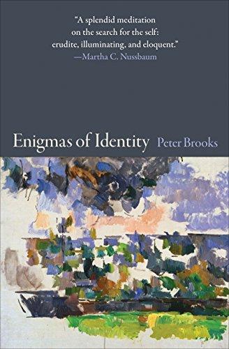 9780691151588: Enigmas of Identity