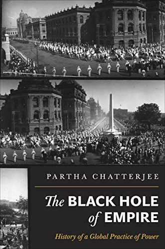 9780691152004: The Black Hole of Empire: History of a Global Practice of Power