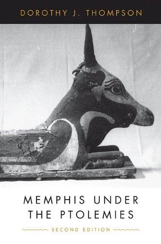 9780691152172: Memphis Under the Ptolemies: Second Edition