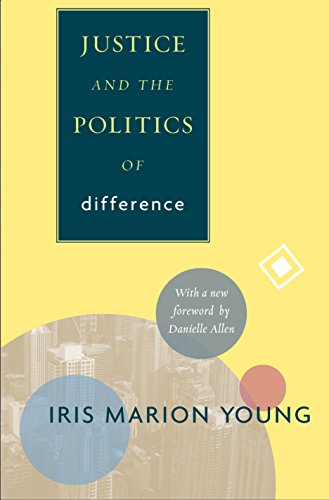 9780691152622: Justice and the Politics of Difference (Princeton University Press)