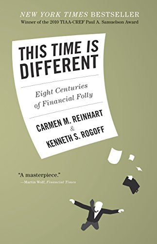 9780691152646: This Time Is Different: Eight Centuries of Financial Folly