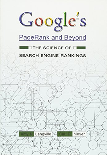 9780691152660: Google`s PageRank and Beyond - The Science of Search Engine Rankings