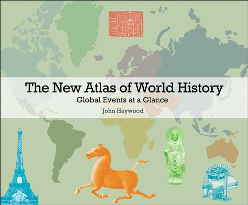 9780691152691: The New Atlas of World History: Global Events at a Glance