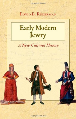 9780691152882: Early Modern Jewry: A New Cultural History