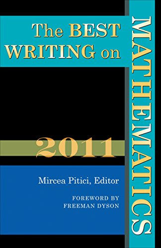 9780691153155: The Best Writing on Mathematics 2011