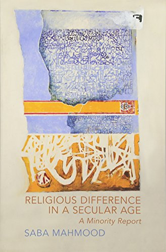 9780691153285: Religious Difference in a Secular Age: A Minority Report