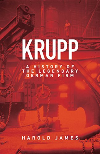 9780691153407: Krupp: A History of the Legendary German Firm